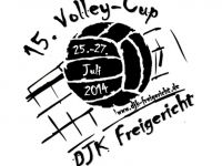 15. DJK Volley-Cup 2014